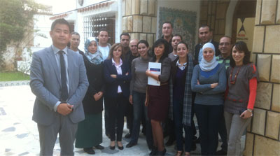 Equipe Wana Consulting - SSII - Algerie