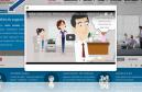 Vidéo animée pour présenter le service d'infogérance de WANA CONSULTING!